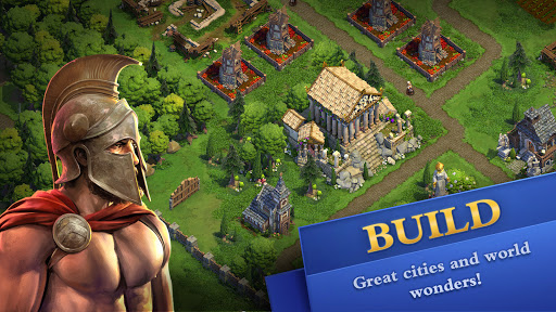 DomiNations Asia apkmr screenshots 1