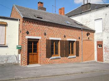 maison à Wignehies (59)