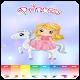 Princess coloring (game)