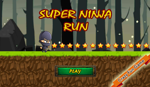 Super Ninja Run