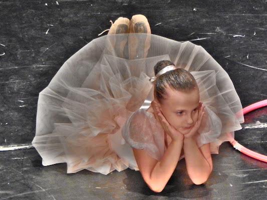 Piccole Danzatrici Crescono  di Angela