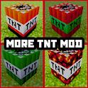 More TNT Minecraft Mod MCPE icon