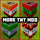 More TNT Minecraft Mod MCPE icon