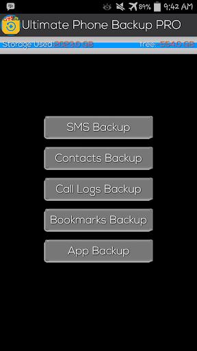 Ultimate Phone Backup PRO