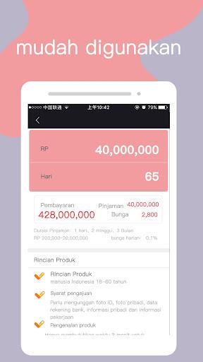 Angel pinjam uang screenshot 6