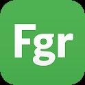 Figure Mobile icon