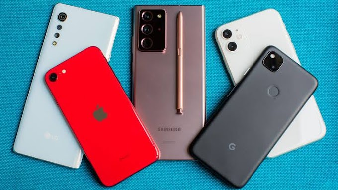 Top 5 Most Secure Smartphones in 2021