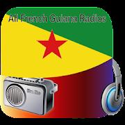 All French Radios - French Guiana Radio - Radio FM