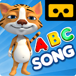 VR Alphabet Learning Song Kids icon