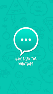 Hide Read for WhatsApp- screenshot thumbnail