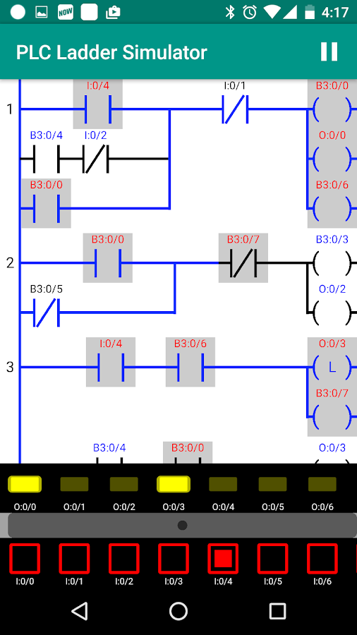 Create Ladder Diagrams Along With Traffic Light Plc Ladder Diagram