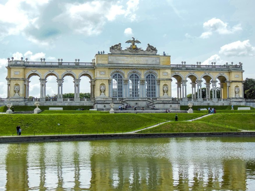 La Glorieta del Palacio Schönbrunn.