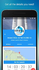Space Launch Now - Watch SpaceX, NASA, and More 2.5.4.73 (Pro)