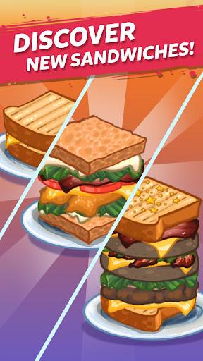 Merge Sandwich: Happy Club Sandwich Restaurant 1.0.94 screenshots 9