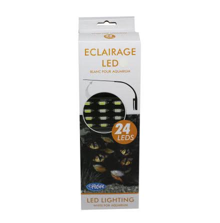 LED-Belysning Vit 24 leds