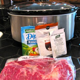 Savory Crock Pot Beef Pot Roast Recipe