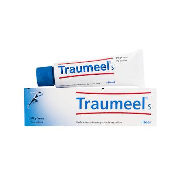 Traumeel S Crema Tubo   x50G. Heel Col Arnica Calendula Hamamelis