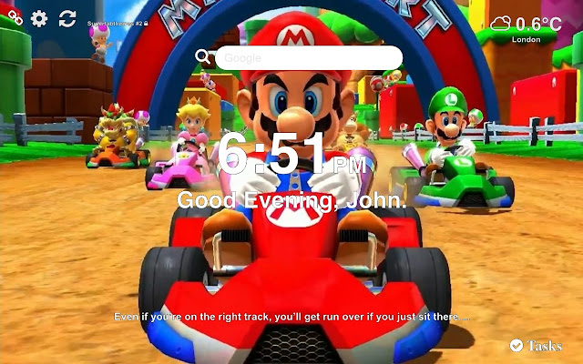 Mario Kart Tour Best HD Wallpaper