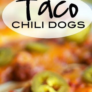 Taco Chili Dogs