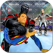 Superhero Wrestling Revolution Fighting Arena War