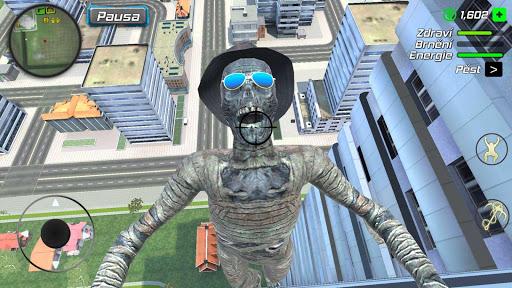 Rope Mummy Crime Simulator: Vegas Hero 1.0.1 screenshots 4