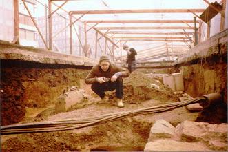 Photo: 1985 in Dortmund (Reinoldi-Friedhof)