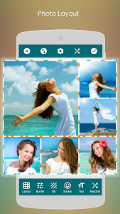 Photo Layout screenshot 0
