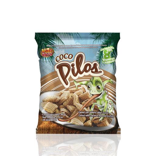 cereal cocopilos coco 40gr
