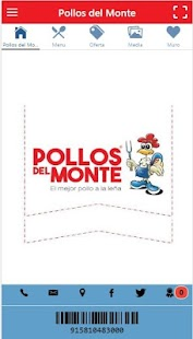 Pollos del Monte - náhled