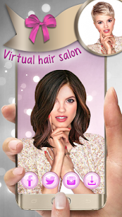 Hairstyle Beauty Photo Editor - náhled