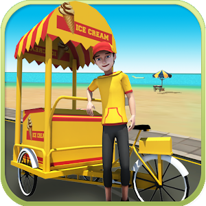 Beach Ice Cream Delivery for PC and MAC