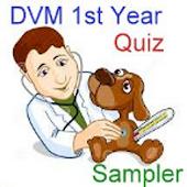 DVM 1st Year Quiz Sampler