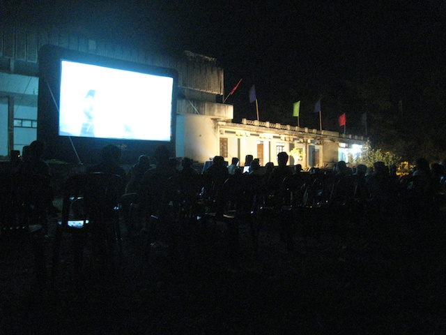 Photo: Luang Prabang Film Festival Roadshow