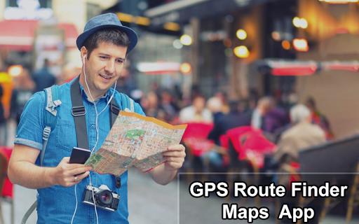 GPS Navigation Map Route Finder App Apk 1