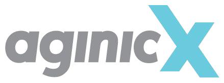 AginicX logo