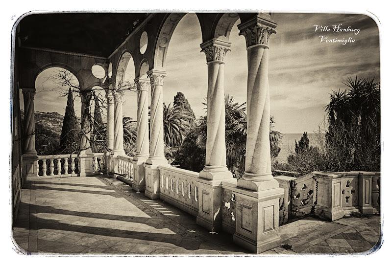 Villa Hanbury di Cristina Rocca