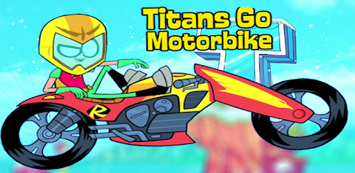 titans go bike rider for PC