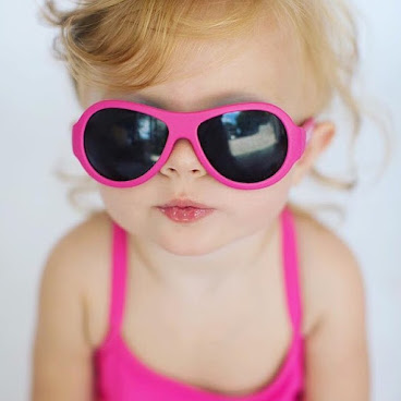 Popstars Pink sunglasses
