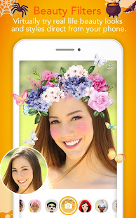 YouCam Fun – Snap Live Selfie Filters & Share Pics 3