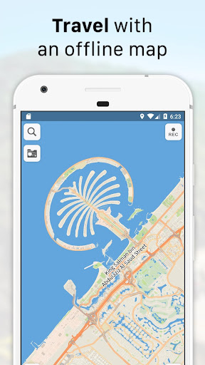 Galileo Pro / Offline Maps and Navigation  screenshots 1