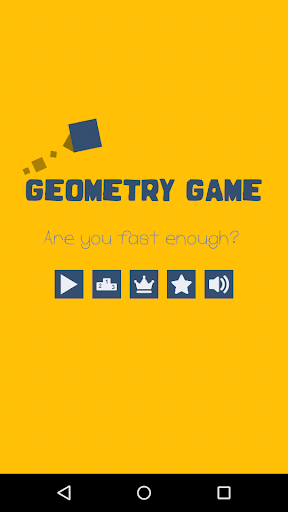 Geometry - The impossible Dash