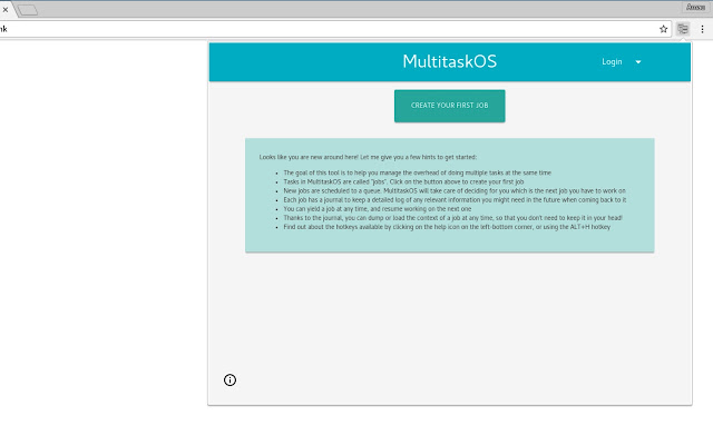 MultitaskOS