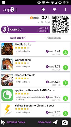 appBit - Bitcoin Wallet