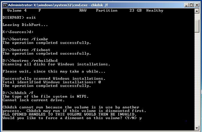 Reboot and Select Proper Boot Device – Explained with