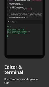 Dcoder, Compiler IDE Pro Apk [Premium Features Unlocked] 1