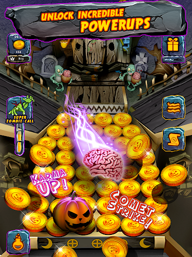 免費下載博奕APP|Haunted Halloween Coin Pusher app開箱文|APP開箱王