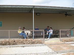 Photo: Train Watchers