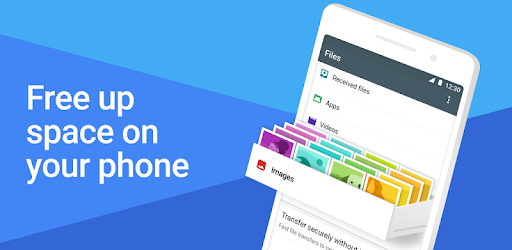 Files by Google: Clean up space on your phone – Apps on