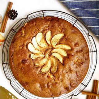 Cinnamon Apple Cake { Paleo, GF }.