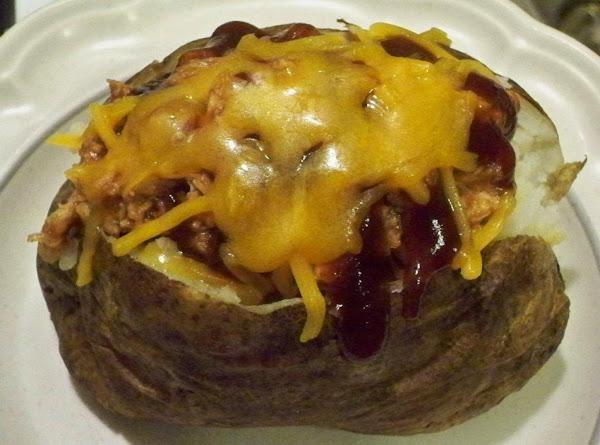 Bbq Chicken Baked Potato Recipe